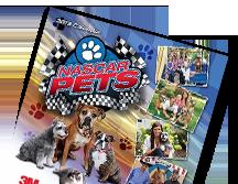 Nascar Pets Magazine